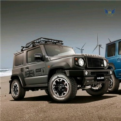 CRIMSON SUV WHEEL JIMNY